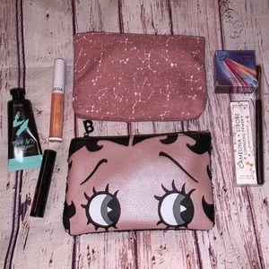 Betty Boop Ipsy Makeup Sample Bundle NWT